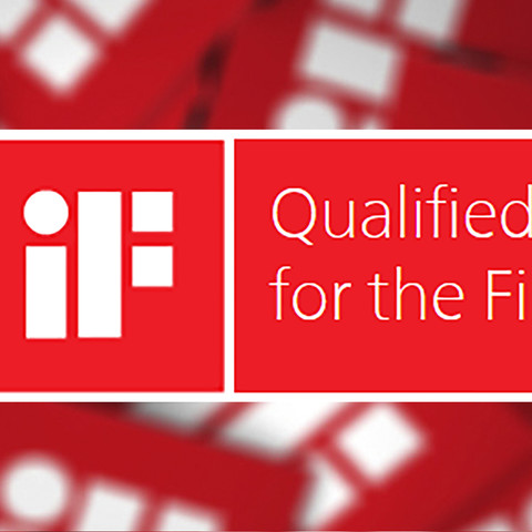 ART-UP STUDIO has reached the final round of the iF DESIGN AWARD 2021!